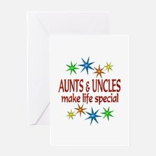 Special Aunt Uncle Greeting Card