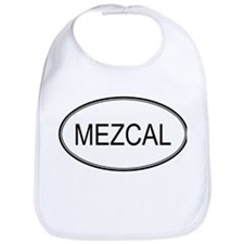 MEZCAL (oval) Bib