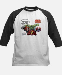 Avengers Assemble Personalize Tee