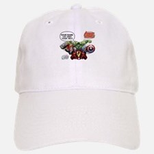 Avengers Assemble Personalized Design 1 Baseball Baseball Cap