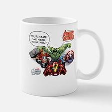 Avengers Assemble Personalized Design 1 Small Small Mug