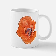 Oriental Poppy 01 Mugs