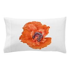 Oriental Poppy 01 Pillow Case