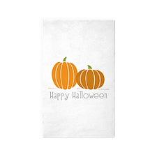 Happy Halloween 3'x5' Area Rug