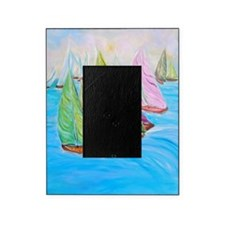 """""""Happy Boats"""" Picture Frame"""