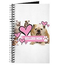 English Bulldog Mom Journal