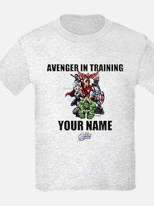 Avengers Assemble Personalized T-Shirt