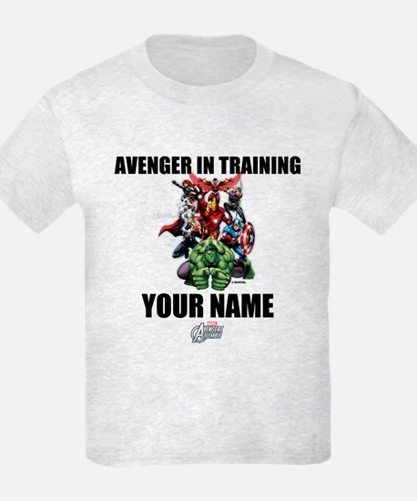 Avengers Assemble Personalized T-Shirt