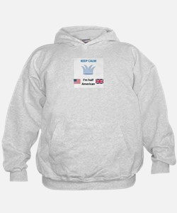 Cute English nationality Hoody