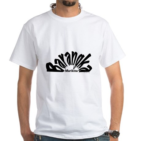 Barangka Marikina White T-Shirt