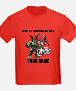 Avengers Assemble Personalized D T