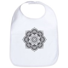 Unique Mandala Bib