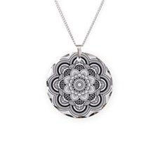 Cute Mandala Necklace