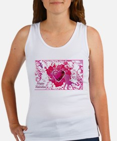 Love and Valentine Day Tank Top