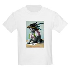 Suffragette Cat T-Shirt