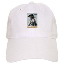 Suffragette Cat Baseball Cap