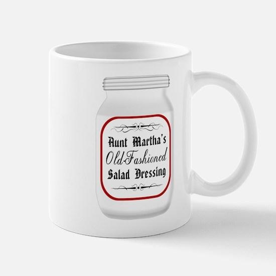 Aunt Martha's Mugs