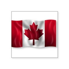 Canada Flag Sticker