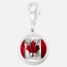 Canada Flag Charms
