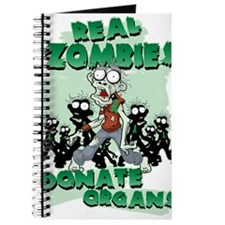 Real Zombies Donate Organs Journal