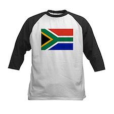 South Africa Flag Baseball Jersey