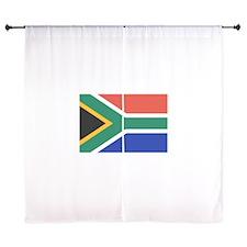 South Africa Flag Curtains
