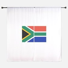 South Africa Flag Curtains