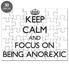 Unique Anorexic Puzzle