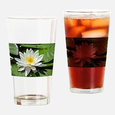 Cool Lotus massage Drinking Glass