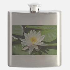 Cute Peace love massage Flask