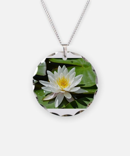 Cute Botanical art collections Necklace