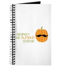 Pumpkin Stache Journal