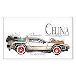 Custom Sticker Job # 25118