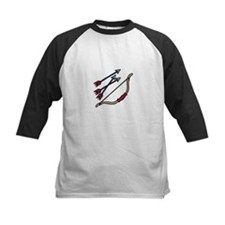 Bow Arrows Baseball Jersey