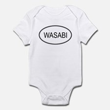 WASABI (oval) Infant Bodysuit