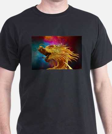 Golden Dragon T-Shirt