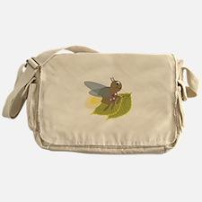 Lightning Bug Messenger Bag