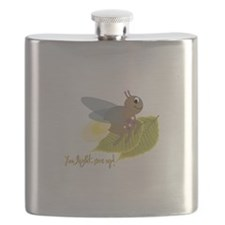 You Light Me Up! Flask