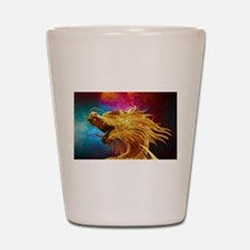 Unique Mythical Shot Glass