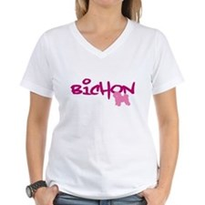 bichon_spray2 T-Shirt