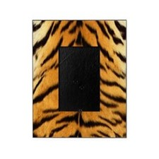 Tiger Fur Print Picture Frame