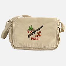 Skeet Pull Messenger Bag