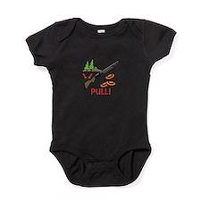 Skeet Pull Baby Bodysuit