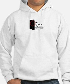9/11 cover up Hoodie