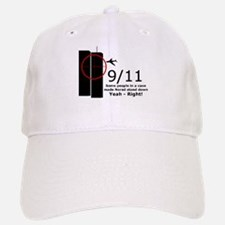 9/11 cover up Baseball Baseball Cap