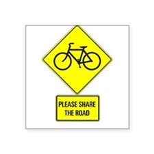 sharetheroadbike Sticker