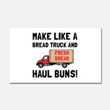 Bread Truck Haul Car Magnet 20 x 12