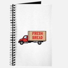 Bread Truck Haul Journal