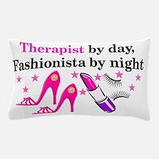 THERAPIST FASHION Pillow Case