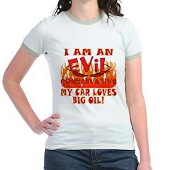 Big Oil Evil Conservative T